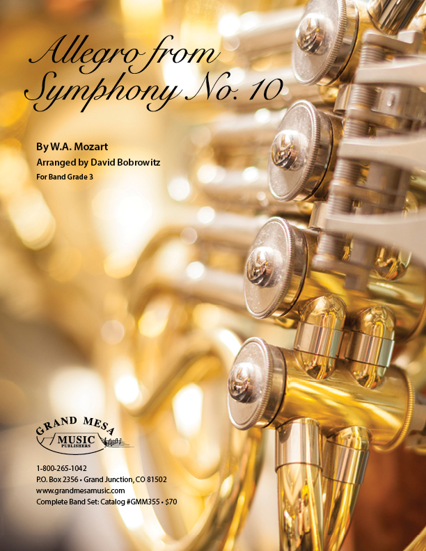 Allegro from Symphony No. 10