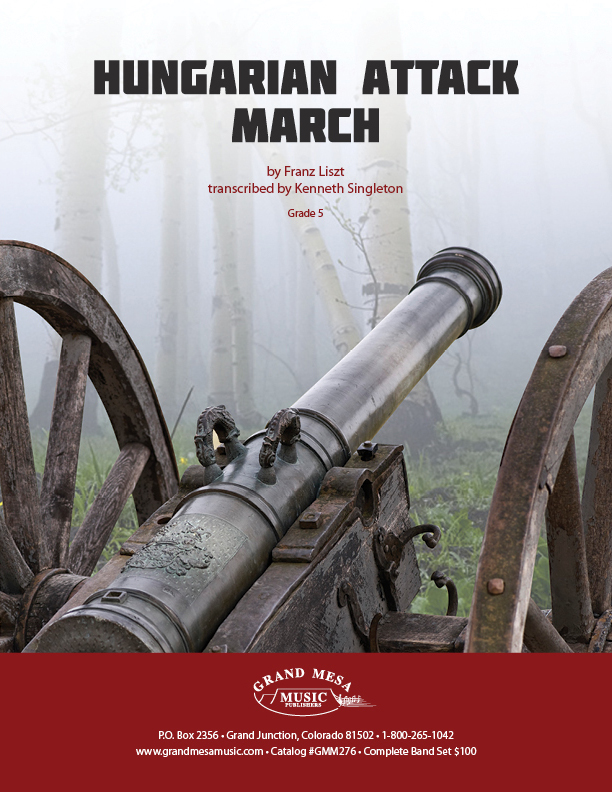 Hungarian Attack March