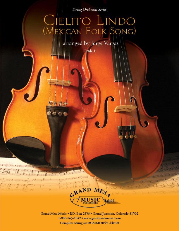 Cielito Lindo-Mexican Folk Song