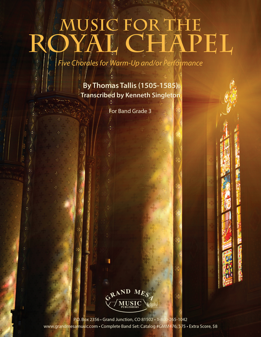 Music for the Royal Chapel