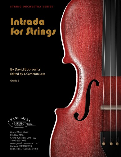 Intrada for Strings