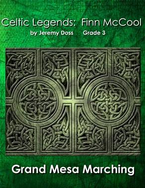 Celtic Legends: Finn McCool