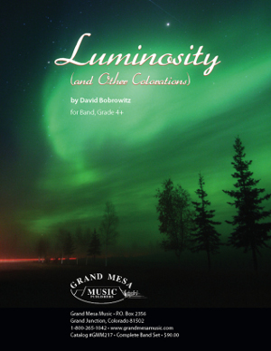 Luminosity and Other Colorations