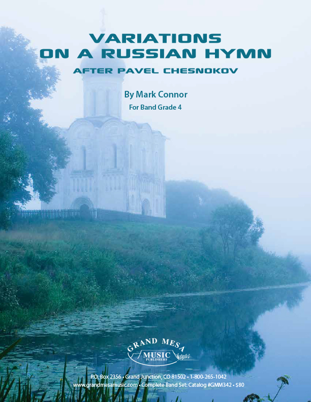 Variations on a Russian Hymn