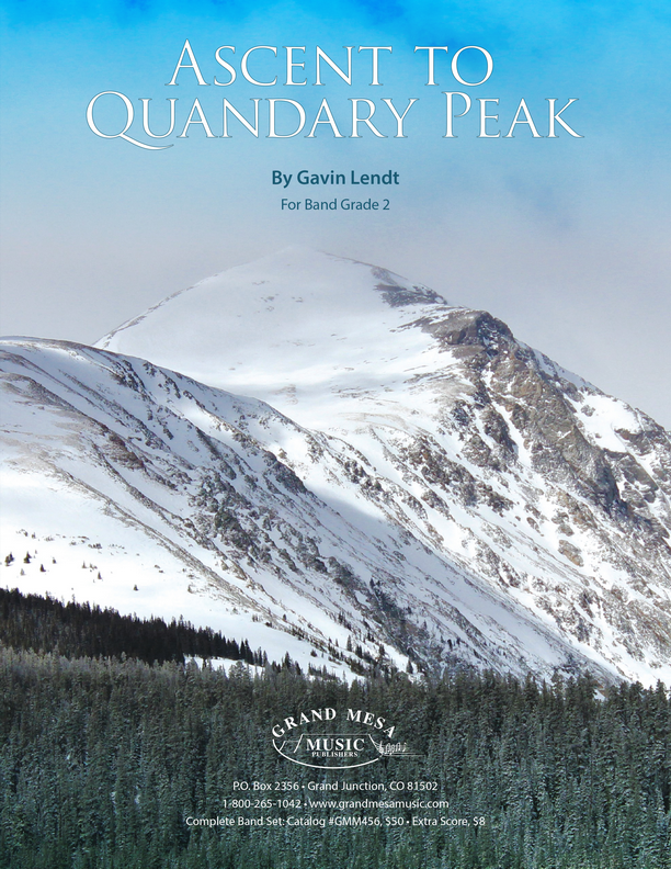 Ascent to Quandary Peak