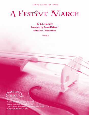 A Festive March