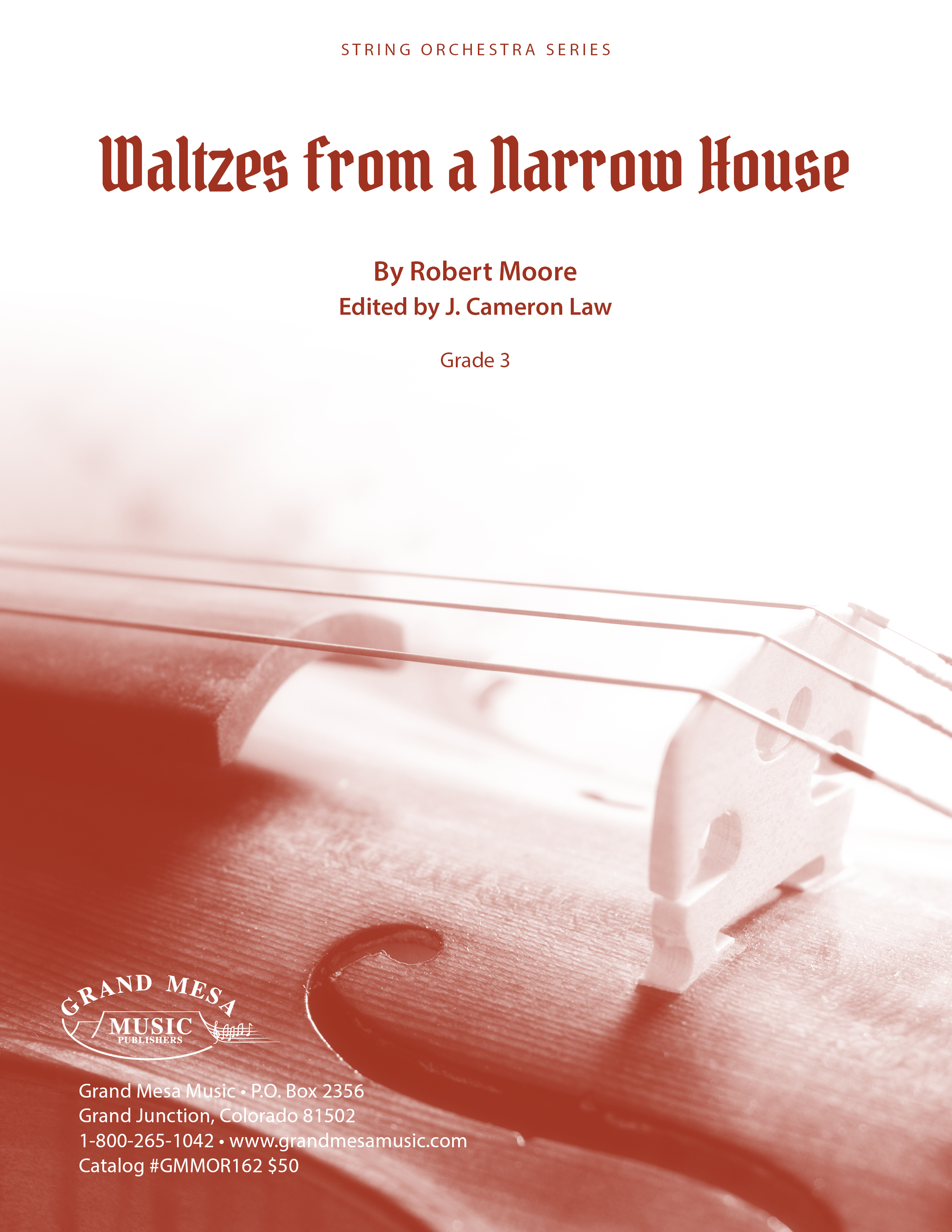 Waltzes from a Narrow House